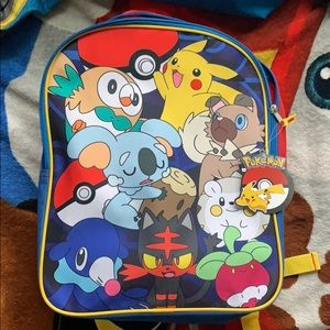 Other - Pokemon Bookbag